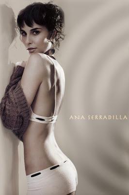 foto ana serradilla sin bikini sin censura