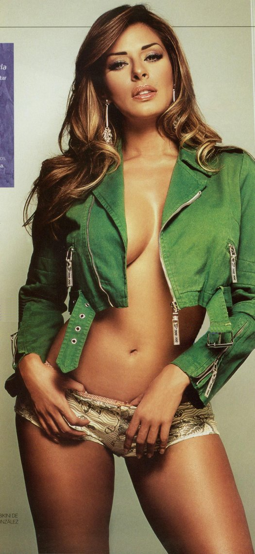 Les traigo a Galilea Montijo (Fotos Imperdibles)