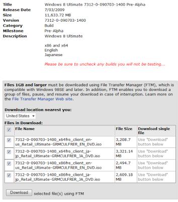 Real Windows 8 Ultimate Screenshots?