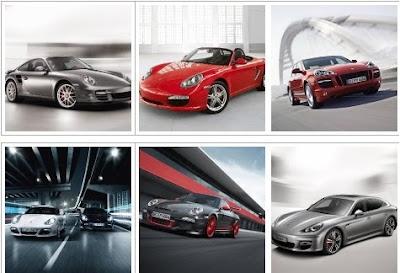 Official Windows 7 Porsche Theme Download