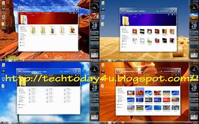 Longhorn Powerplus Final Theme For Windows 7 & XP