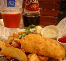 82AleHouseFish&Chips