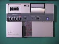 SHARP CE-125S