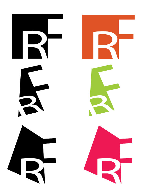 Figure Ground Letter