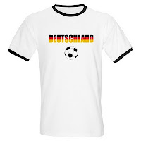 Deutschland World Cup 2010 T-Shirt