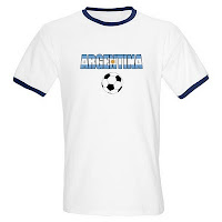 Argentina World Cup 2010 T-shirt