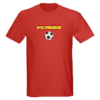 Spain (Espana) World Cup 2010 t-Shirt