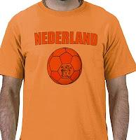 Nederland Football T-Shirt