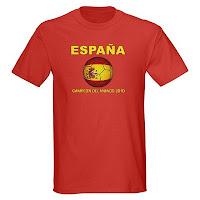 España Campeones del Mundo T-Shirt width=