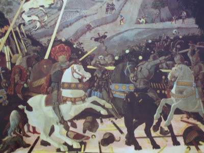 uccello battle of san romano. uccello battle of san romano.