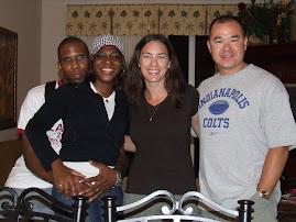 Kevin, Shulonda, Tori, Joe