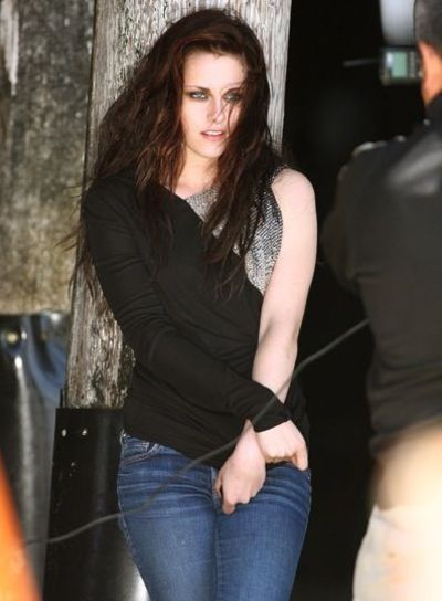 kristen stewart hair colour 2011. Kristen Stewart Red Hair Color