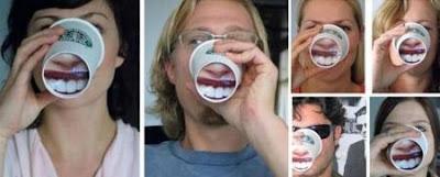 dentista copo