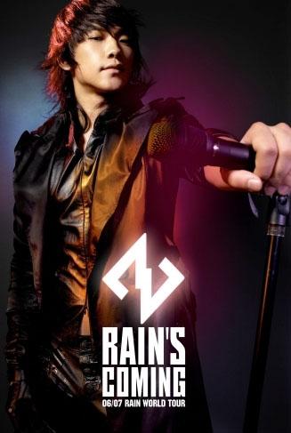 Rain Artis Korea