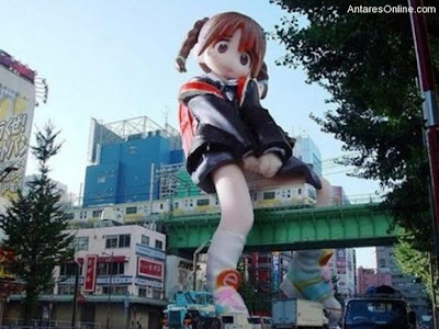 Jepang Memang Unik
