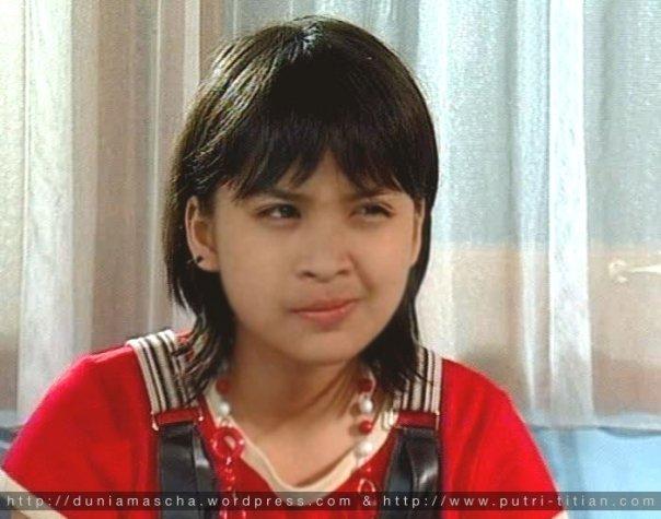 Putri Titian Asih Cute