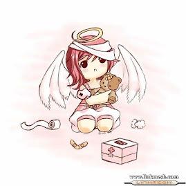 enfermera angel manga