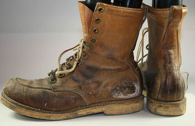 Vintage Leather Shoes & Boots | VINTAGE AMERICANA TOGGERY