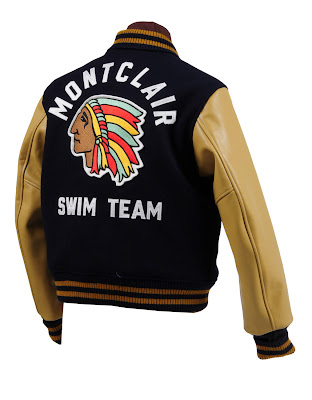 letterman swim