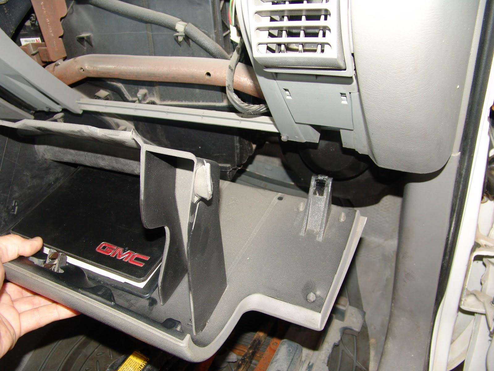 1997 Gmc C1500 Pickup  No Blower Part 2