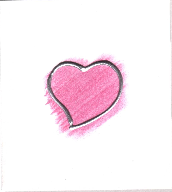 Loveheartoutlinetattoos