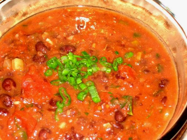 Jenny's Cookbook: Black Bean Soup