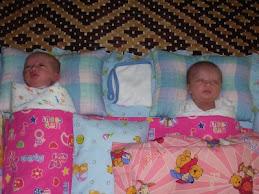 Baby Awatif & Baby Athirah
