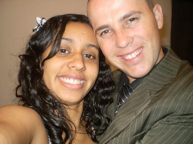 Pb. Rodrigo Donisete e Lizandra