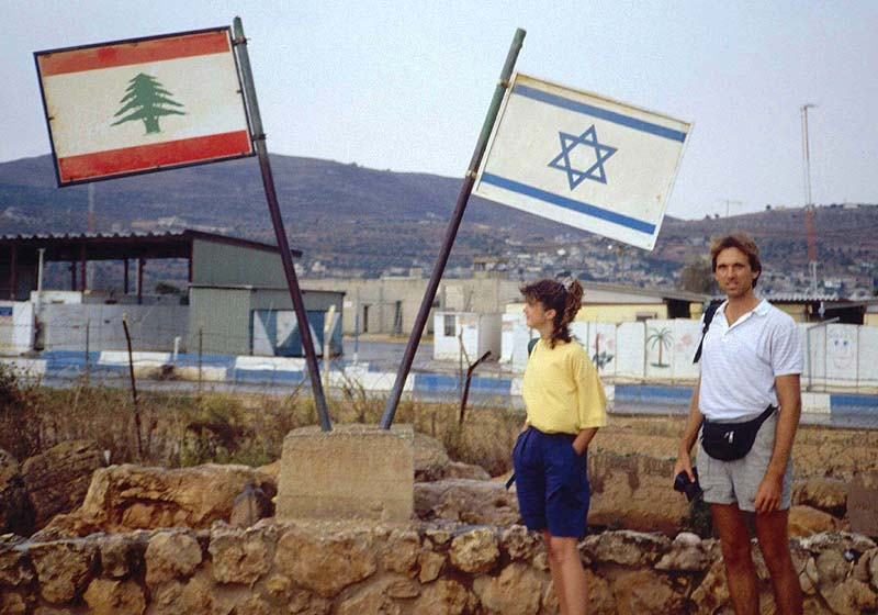 israel and lebanon relationship 2012