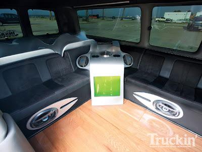 Chevrolet Express Van. troca tuning, chevy, express,