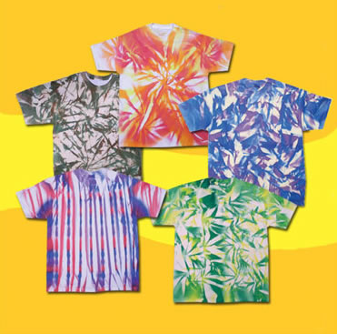 Busy Crafting Tie Dye T Shirts At Home With Your Kids Great