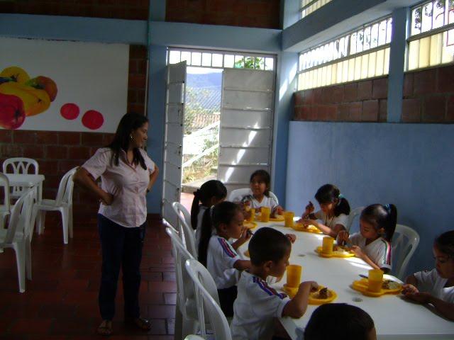 Instituci N Educativa Jos Holgu N Garc S Restaurante Escolar
