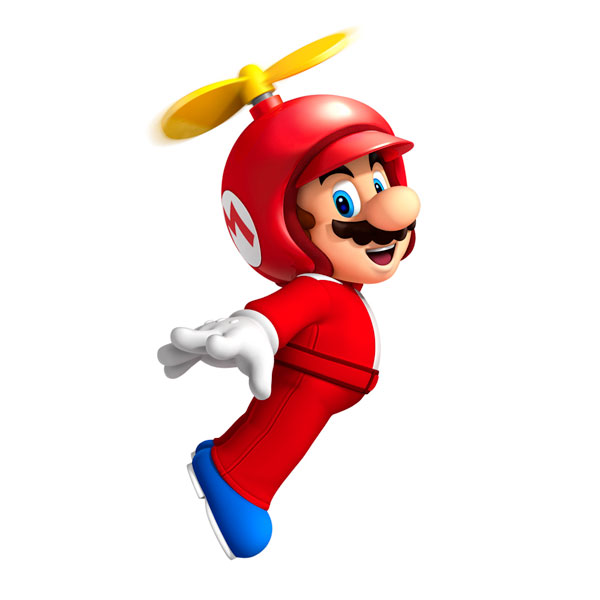 Super Mario Brothers Clip Art Free