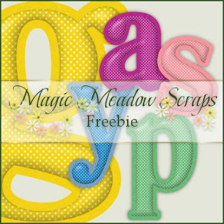 http://magicmeadowscraps.blogspot.com/2009/07/daily-freebie-alpha-multi-dotted-with.html