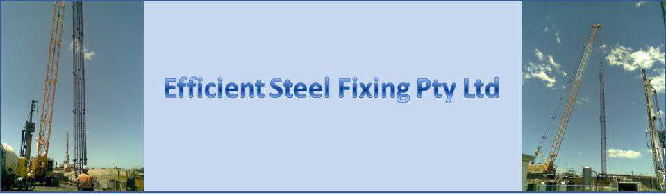 Efficient Steel Fixing- Sydney Steel Fixing