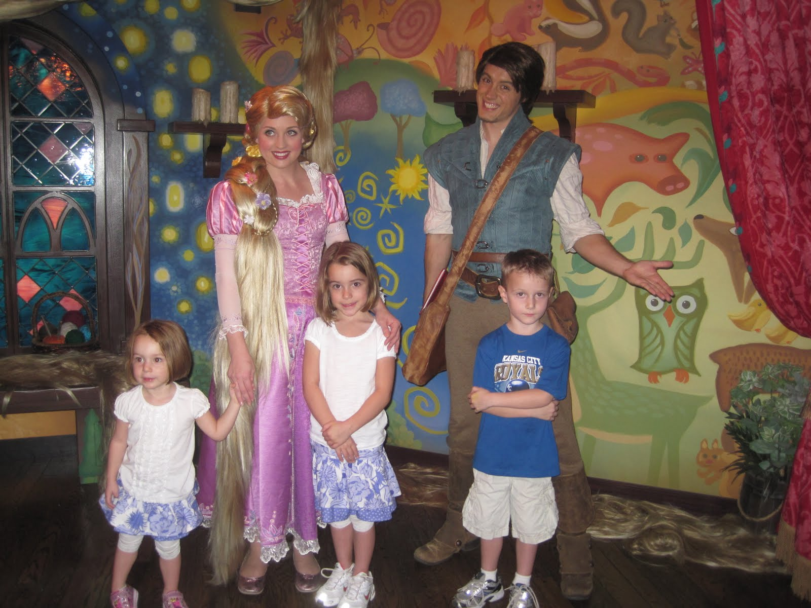 Flynn Rider Disney World 2013 To meet rapunzel but flynnFlynn Rider Disney World 2013