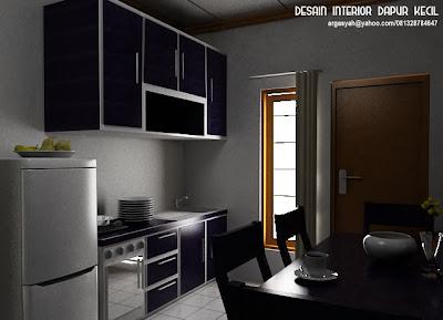 Desain-Interior-Dapur-Kecil