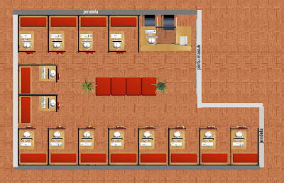 Desain-Interior-Warnet-Merah