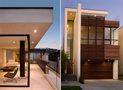 Modern Minimallist House Design in Manhattan Beach