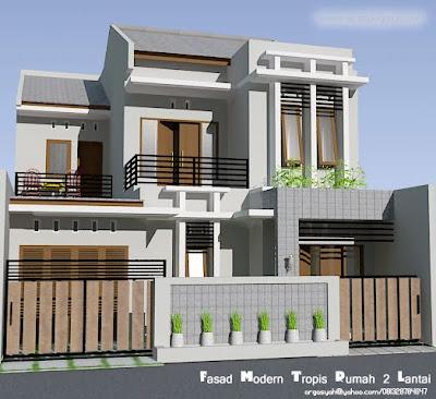foto rumah modern on Blognya Wong Sipil karo Arsitek: September 2009