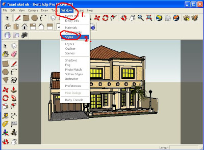 tutorial sketchup