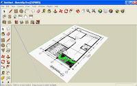 Cara Memasukan Denah AutoCAD Kedalam Program Sketchup