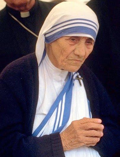 mother teresa wikipedia in english