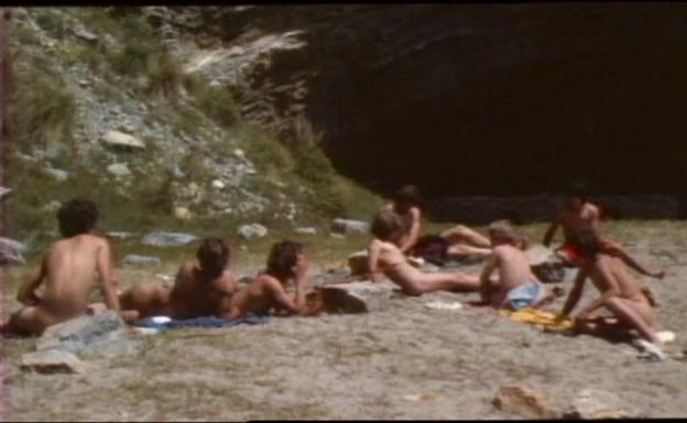 Walking Nude: The Genesis Children (1972)