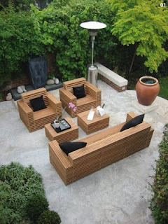 Outdoor Wood Furniture Ideas | Handicrafts Guide