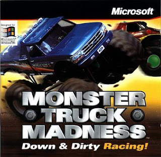 Monster Truck Madness - Pc Game (Completo)