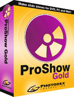 proshow gold presenter 3 Photodex ProShow Gold