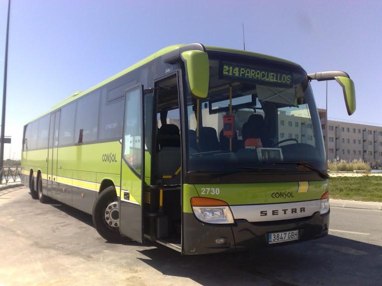 El blog de los Autobuses y autocares de la Comunidad de Madrid