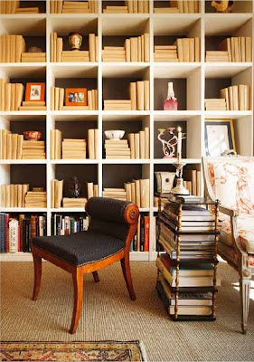 Briger + Briger bookcase.  Click to view larger image.