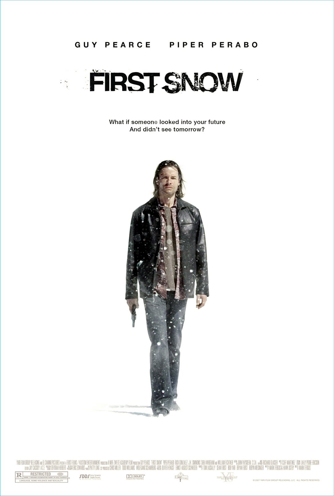 First Snow (2006) | Film Noir of the Week
